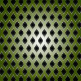 Zielonego Colour metalu Abstrakcjonistyczny tło raster royalty ilustracja
