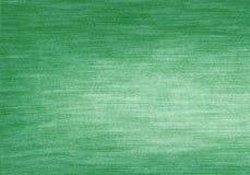 Zielonego koloru cajgów tekstura Obraz Stock