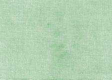 Zielonego koloru tkaniny wzór Zdjęcia Royalty Free