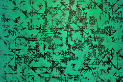 Zielonego koloru tło Obraz Royalty Free