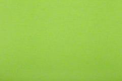 Zielonego papieru tekstury tło obraz stock