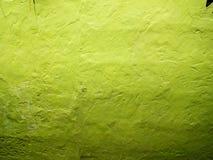 zielonej ściany Fotografia Royalty Free