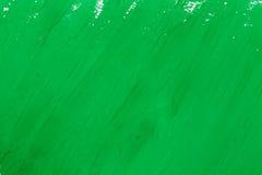 zielonej farby Zdjęcie Stock