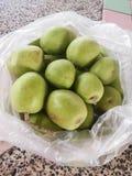 Zielonej oliwki owoc Fotografia Stock
