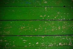 Zielonej stajni Drewniana Ścienna Zaszaluje Kwadratowa tekstura Starych Stałego drewna deseczek Nieociosany Podławy Ramowy tło Fa Zdjęcie Royalty Free