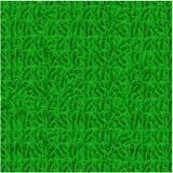 Zielonej trawy mata - wektor Fotografia Royalty Free
