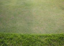 Zielonej trawy pole sporta bawić się Obrazy Stock