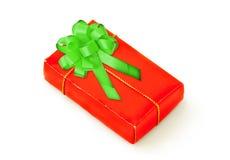 zielony łęku redbox Zdjęcia Stock