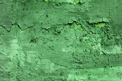 Zielony ścienny tekstura wzór zdjęcie stock