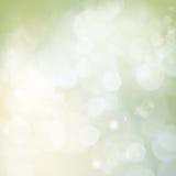 Zielony Świąteczny tło zdjęcie royalty free