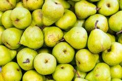 Zielony świeży brzoskwini tło zdjęcie royalty free