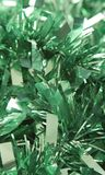 zielony świecidełko Zdjęcia Royalty Free