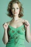 - zielony fotografia stock