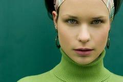 - zielony Zdjęcie Stock