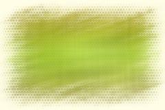 Zielony abstrakcjonistyczny tło Fotografia Royalty Free