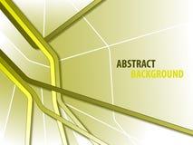 Zielony abstrakt Zdjęcie Stock