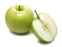 Zielony Apple Zdjęcia Stock