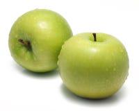 Zielony Apple Fotografia Royalty Free