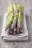 Zielony asparagus Obraz Royalty Free