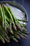Zielony asparagus Fotografia Royalty Free