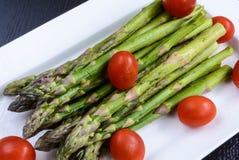 Zielony asparagus Obraz Stock