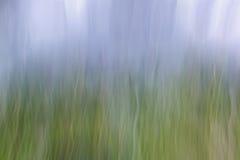 Zielony błękitny gradientowy abstrakcjonistyczny tło Obraz Royalty Free