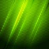 Zielony błyszczący sześciokąt tekstury tło royalty ilustracja