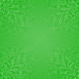 Zielony backgroun Zdjęcie Stock