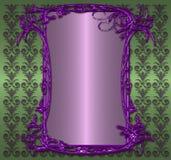 zielony bez Obrazy Royalty Free