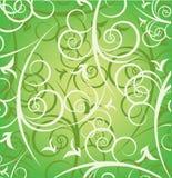 zielony biel royalty ilustracja