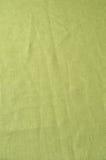Zielony bieliźnianej kanwy tło zdjęcie royalty free