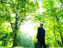 Zielony biznes zdjęcie stock