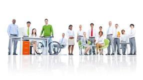 Zielony Biznesowego biura Korporacyjny pojęcie obrazy royalty free