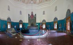 zielony Bursa mauzoleum Zdjęcia Royalty Free