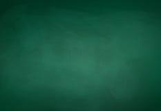 Zielony chalkboard tło Zdjęcie Stock
