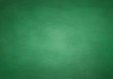 Zielony chalkboard tło Obrazy Stock