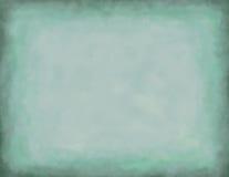 Zielony chmurny tło Zdjęcie Stock