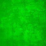 Zielony ścienny stiuk Obrazy Royalty Free