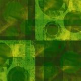 zielony crunch Obrazy Stock