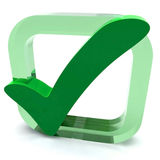 Zielony Cwelich Pokazywać Ilość I Doborowość Zdjęcia Royalty Free