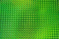 Zielony deseniowy tło. Fotografia Stock