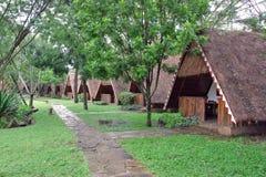 zielony domek Zdjęcie Royalty Free