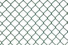 zielony drut Fotografia Stock