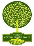 zielony drzewo ilustracja wektor