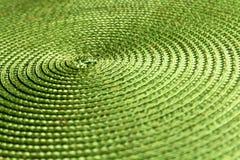 Zielony dywan Obraz Stock