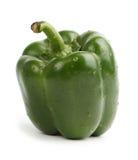 Zielony Dzwonkowy pieprz Fotografia Royalty Free