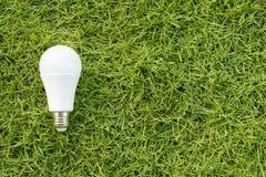 Zielony energetyczny pojęcie Fotografia Royalty Free