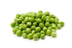 zielony groch Zdjęcia Stock
