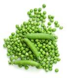 zielony groszek Zdjęcie Royalty Free
