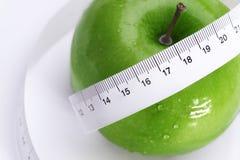 Zielony jabłko Obraz Stock